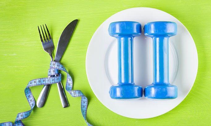 운동만 하면 살이 빠질까요?