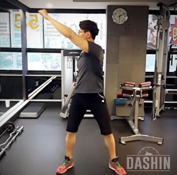 칼로리 소모많은 스쿼트 운동 BEST 4