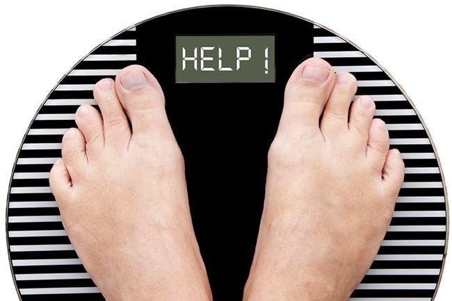건강한 설정 체중 (set point) 찾기