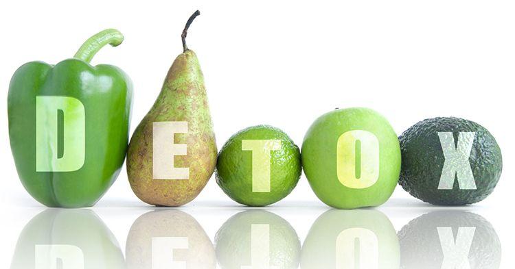 디톡스 다이어트, 이렇게 해보세요!