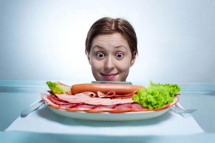 참을 수 없는 식욕과 이별하려면?