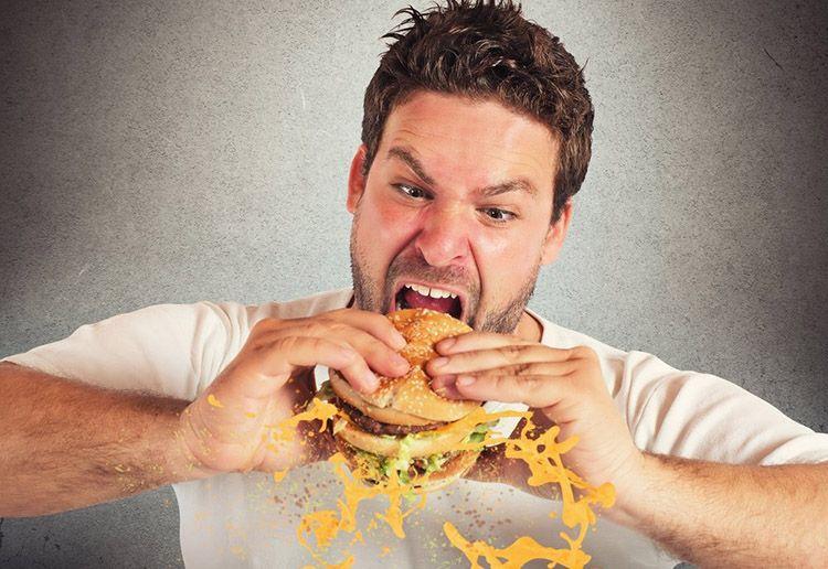 빨리 먹는 식습관이 살찌게 하는 이유 !