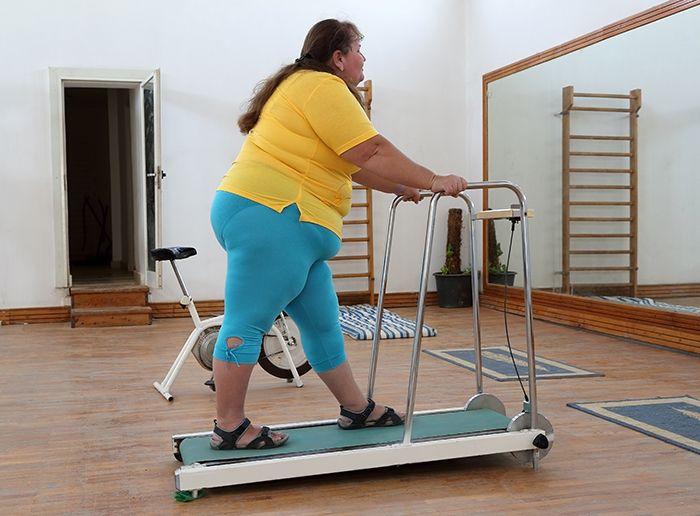 운동하는 것을 부끄러워 말자!