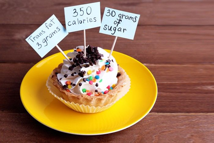음식 칼로리 높다고 무조건 살이 찔까요?
