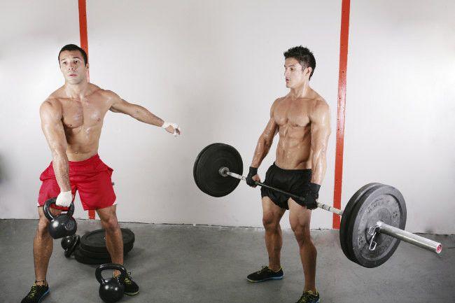 특정 부위의 근육만 키울 수 있을까?