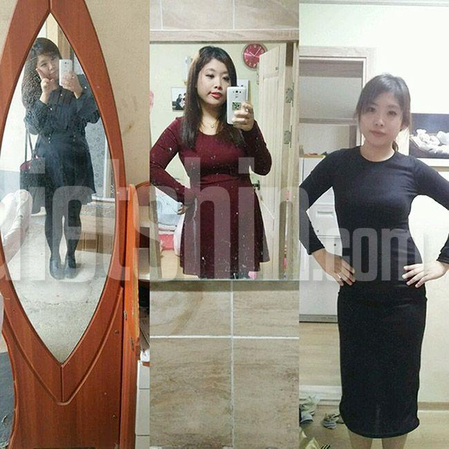 두 아이 엄마의 39kg 체중 감량기 - 정에선 편