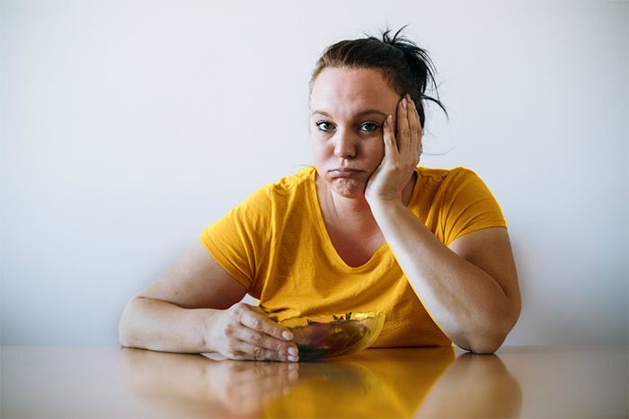 다이어트 생각만 하면 우울해요!