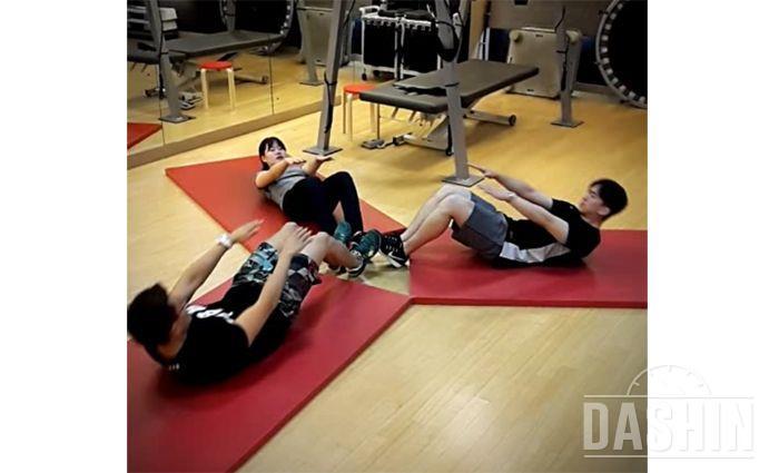여럿이 함께하는 다이어트 운동 BEST 4