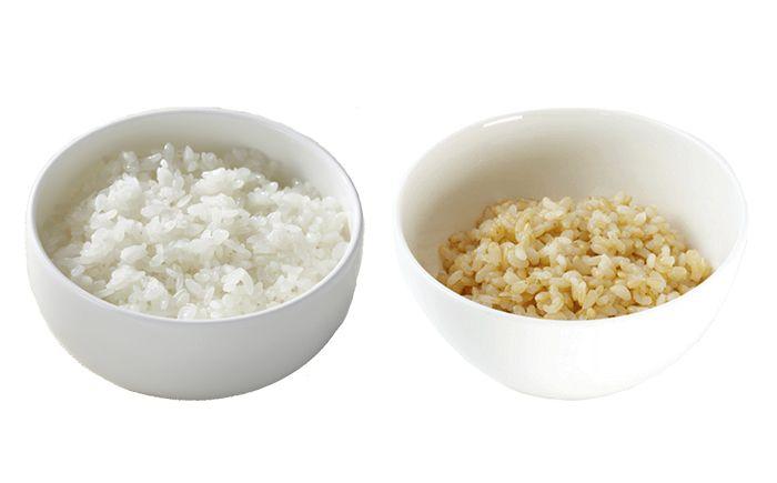 다이어트할 때, 왜 백미보다 현미를 먹어야 할까?
