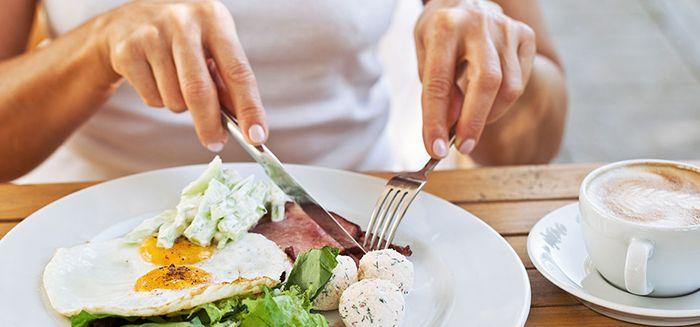 똑같이 먹어도 살 안찌는 식사전략!