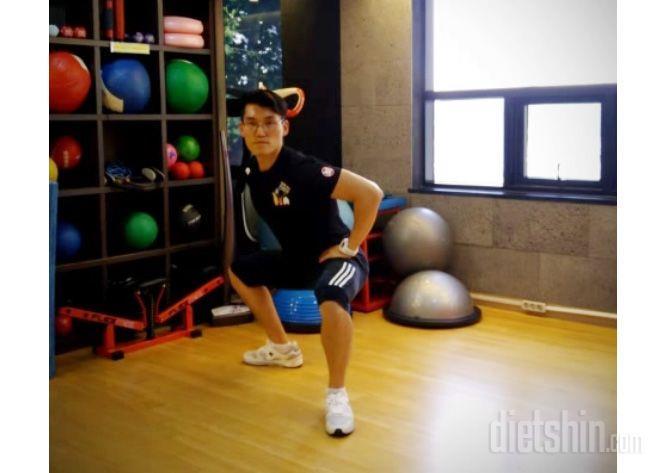 다이어트의 기본, 스쿼트 운동 BEST 4