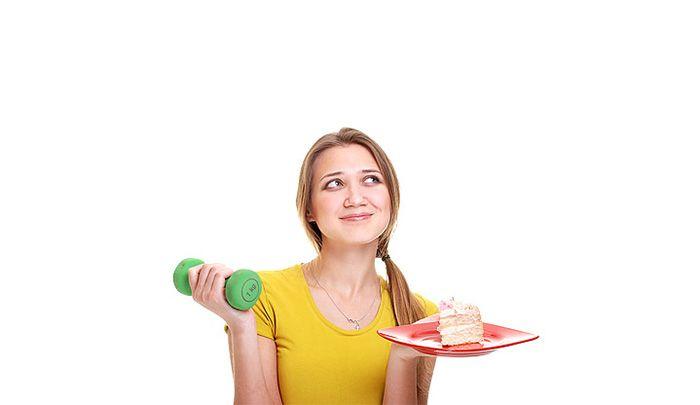 당신이 운동을 통한 다이어트에 실패하는 이유?