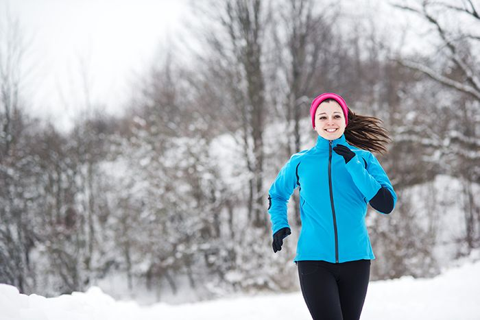 당신이 겨울에 운동을 해야만 하는 이유!
