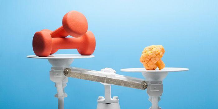 먹는 것과 운동은 숙명의 라이벌 관계다?