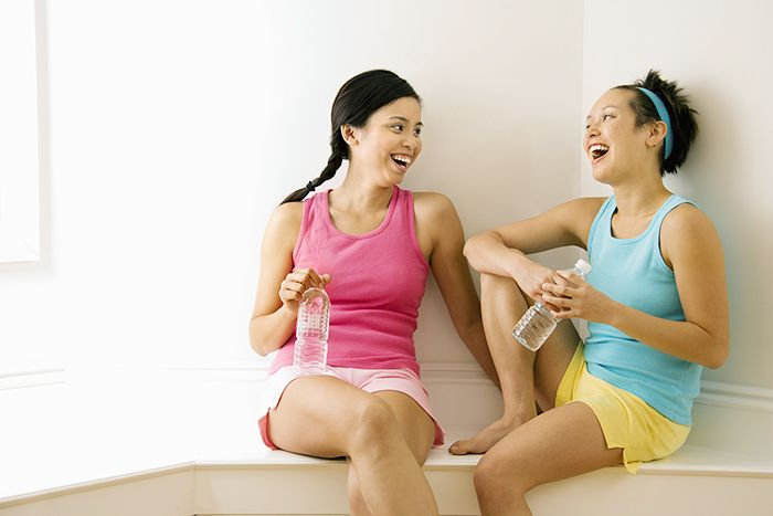 다이어트, 혼자보다 함께하는 것이 효과적이다?