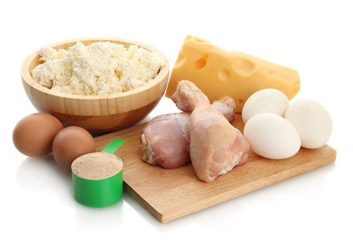단백질 풍부한 다이어트 음식은 뭐가 있을까?