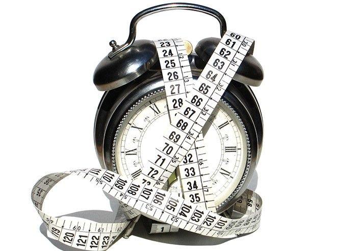 음식먹는 시간만 잘 조절해도 살이 덜 찐다?