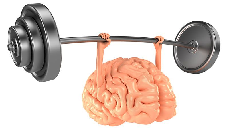 뇌 운동으로 쉽게 살 뺄 수 있다고?