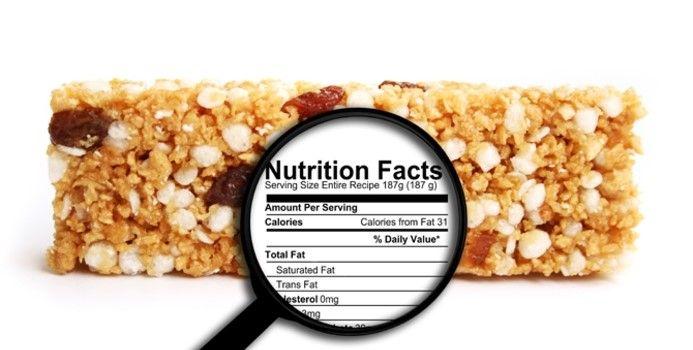 식품 선택할 때, 먼저 살펴봐야 하는 영양성분표!