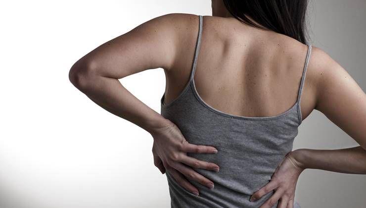 당신의 허리, 체중 때문에 병든다!