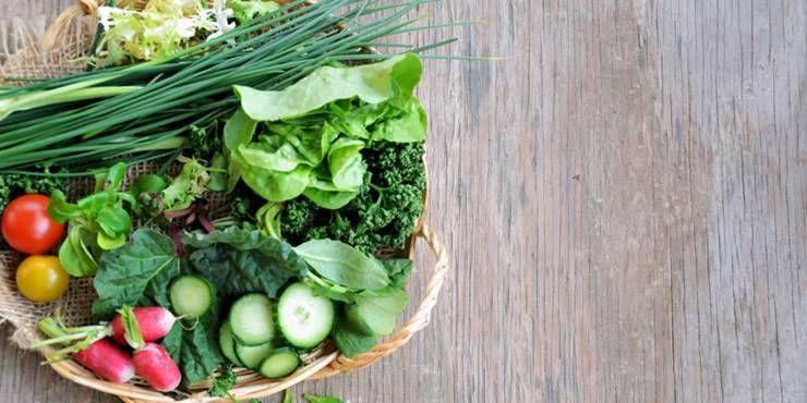 하루에 야채 얼마나 드시나요?