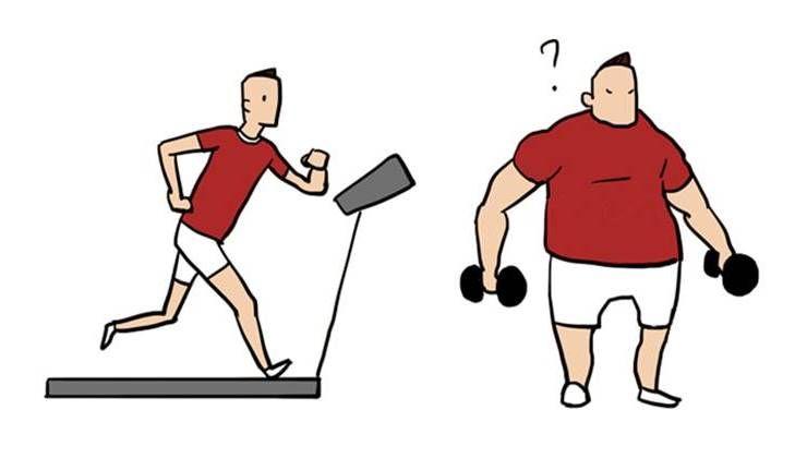 10화, 체중감량 할 때, 유산소운동 VS 무산소 운동?