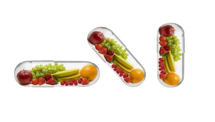 건강한 다이어트를 위해 비타민을 먹자!