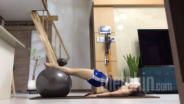 복부와 엉덩이 체지방 한방에 날려버리자!