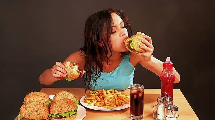 당신의 멈추지 않는 식탐은 스트레스탓이다!