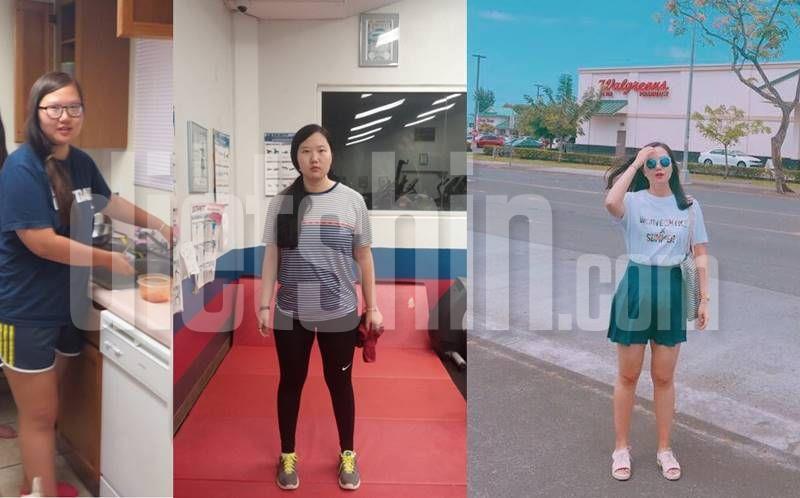 고도비만→훈녀로 변신한 20kg 감량 비법!