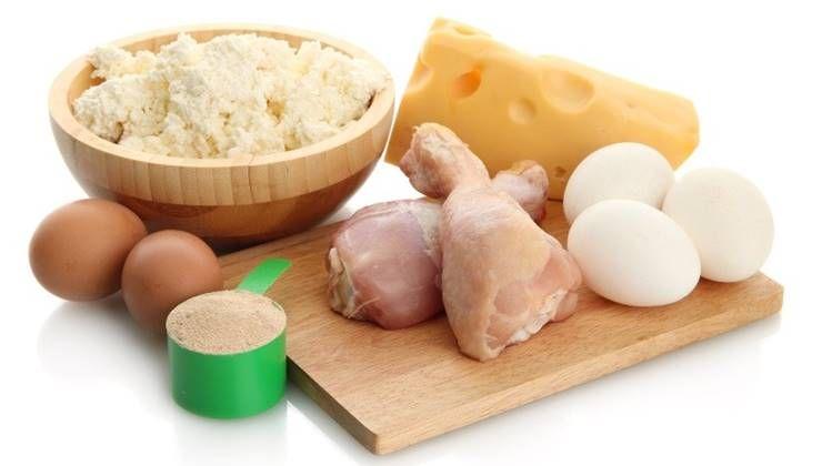단백질 얼마나 먹어야 할까?