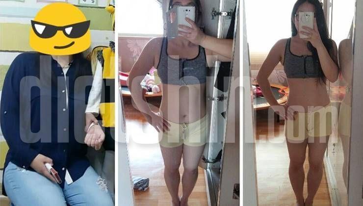 임신출산 후 늘어난 살 20kg 감량한 엄마 다이어터!