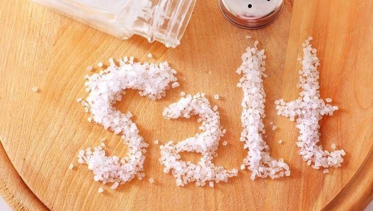 `소금`이 비만에 왜 안 좋은걸까?