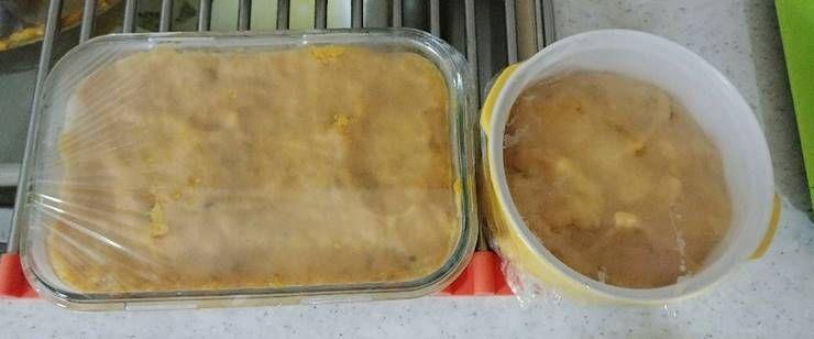 노오븐 다이어트 베이킹, 단호박빵 만들기!