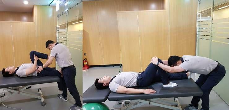 허리 아플 때 풀어줘야 하는 근육, 장요근!