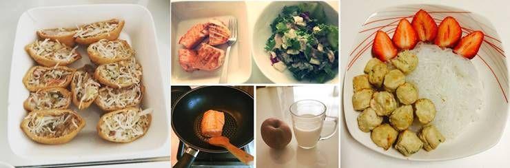 머슬마니아 `이연` 다이어트 식단