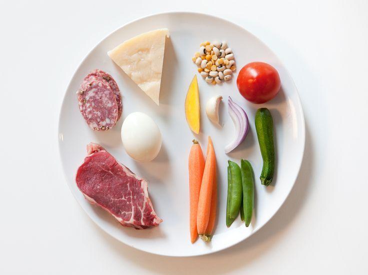 체지방만 빼주는 식단이 있을까?