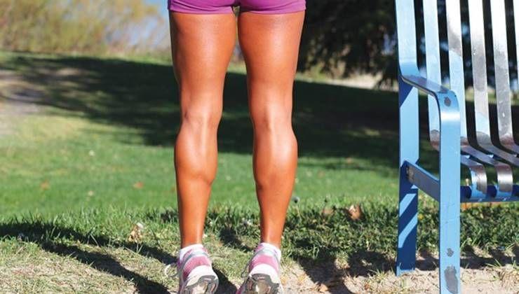 하체운동을 많이 하면, 다리가 굵어질까?
