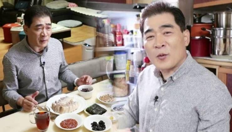 편승엽 다이어트 식단 (건강 식단)