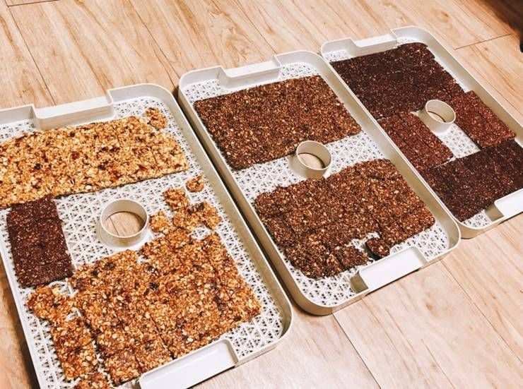 3가지맛의 건강간식 `오트밀` 쿠키!