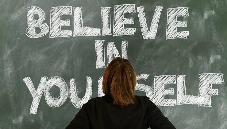 다이어트 성공법, 나 자신을 믿어라?