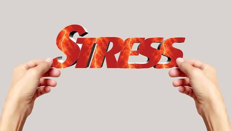 스트레스 받으면, 다이어트에 방해된다?