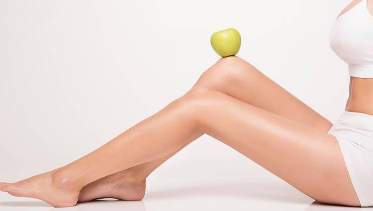 무릎살은 왜 찌는 걸까?