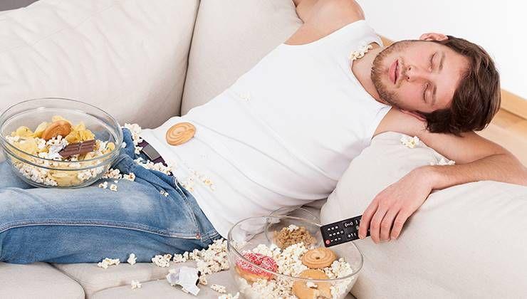 꾸벅꾸벅 `식곤증` 불러오는 식습관은?