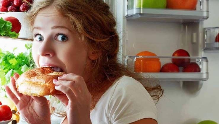 당신의 넘치는 식욕을 조절해줄 냉온욕법?!