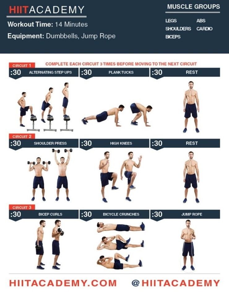 최소 시간으로, 최대 효과내는 운동법?!