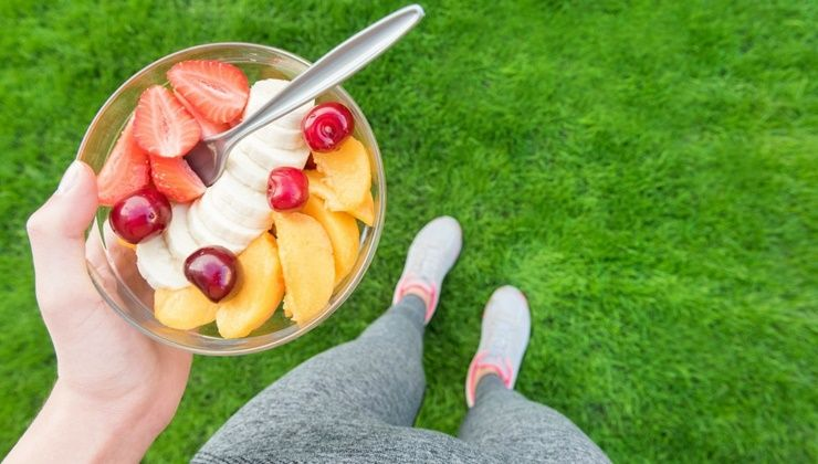 컬러푸드 먹으며, 건강하게 살빼자?!