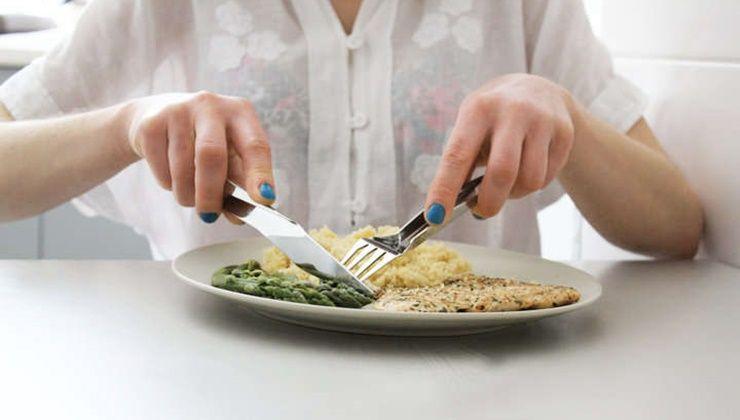살찌지 않는 식사법, 마음챙김 식사!