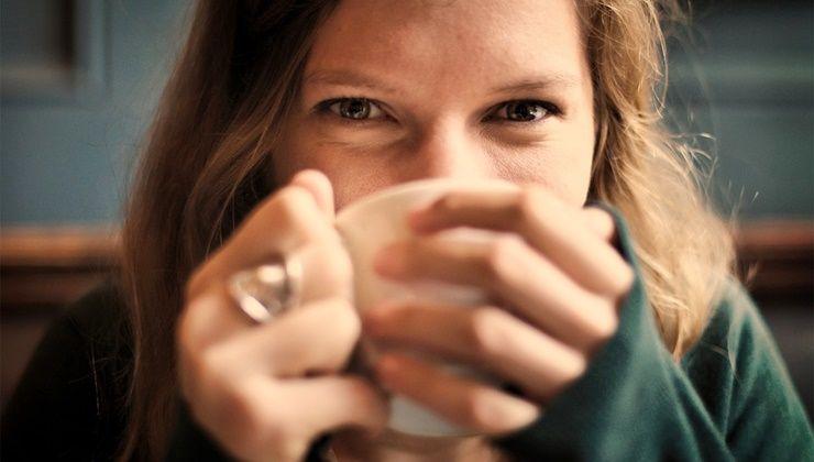 괴로운 미세먼지로 힘든 몸을 위한 차(tea)?