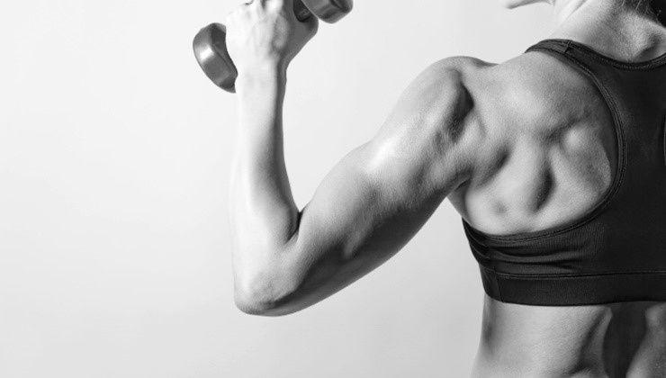 여성들이여, 근육을 과소 평가하지 마라?